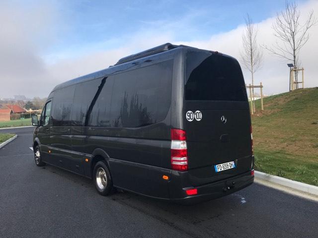 Minicar VIP de 20 places