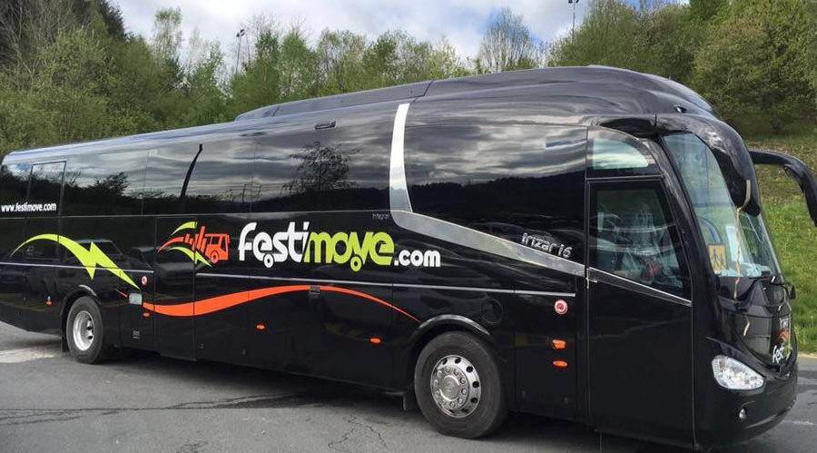 Autocar VIP de 58 places