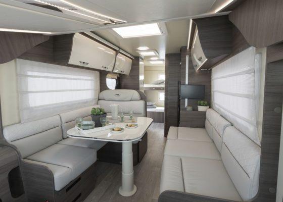 Camping Car Premium